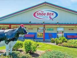 The Shoe Box - Black Earth, WI - Service Like It 'Oughta Be!