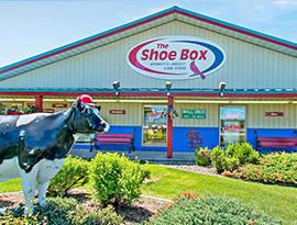 The Shoe Box - Black Earth, WI - Service Like It 'Oughta Be!